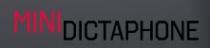 Логотип компании Мини Диктафон