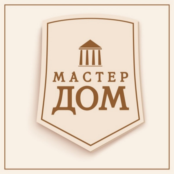 Логотип компании Мастер Дом