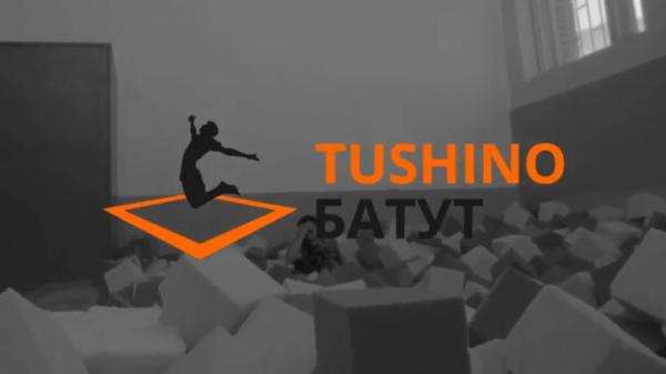 "Логотип компании Батутный центр ""Тушино"""