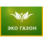 Логотип компании Эко Газон - газон в Москве от производителя