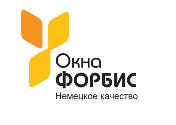 Логотип компании Окна Форбис