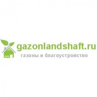 Логотип компании Рулонный газон оптом - Газонландшафт