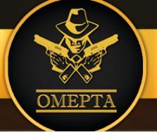 """Логотип компании Оружейный салон """"ОМЕРТА"""""""
