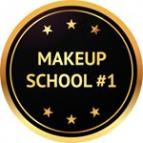 Логотип компании Школа визажистов Makeup School  #1