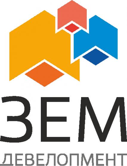 Логотип компании ЗЕМдевелопмент