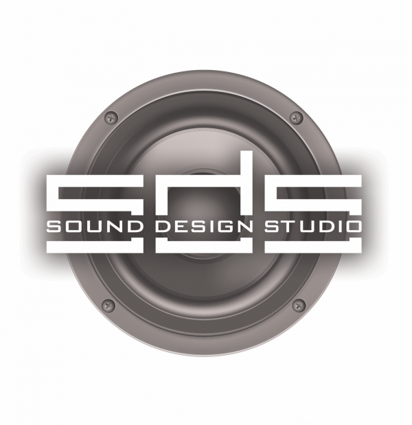 Логотип компании SOUND DESIGN STUDIO