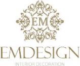 Логотип компании ЕмДизайн