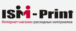 Логотип компании Интернет-магазин расходных материалов ISM-Print в Москве