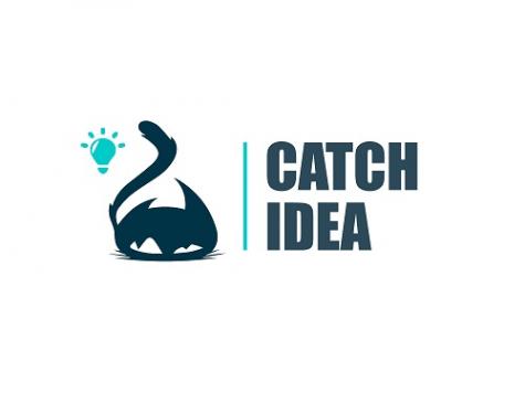 Логотип компании Catch Idea