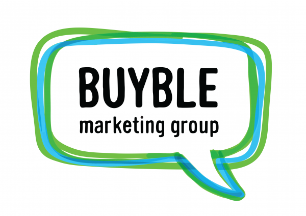 Логотип компании Buyble Group