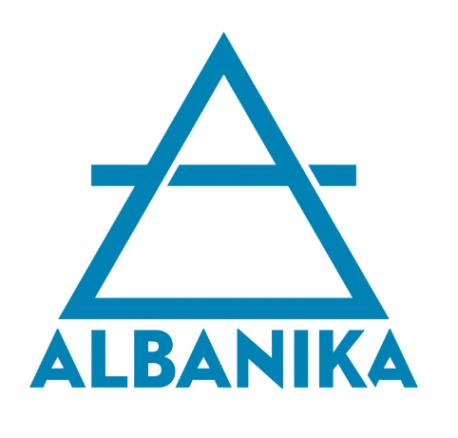 Логотип компании Альбаника