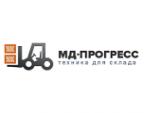 Логотип компании МД-Прогресс