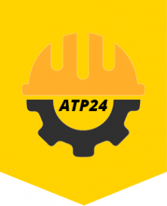 Логотип компании АТР24