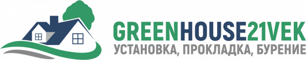 Логотип компании Greenhouse21vek