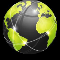 Логотип компании Интернет в дом